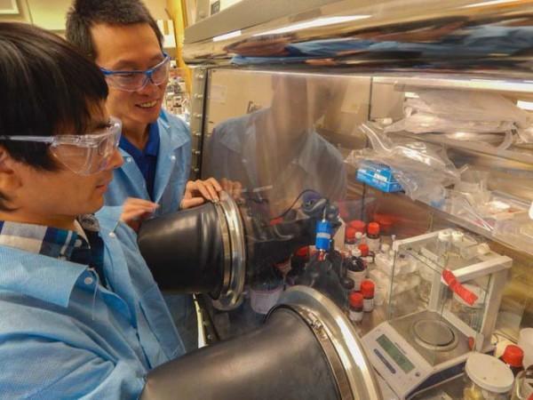 Водород усовершенствует производство литий-ионных аккумуляторов