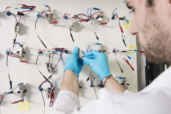 Исследователи создали натриевый аккумулятор